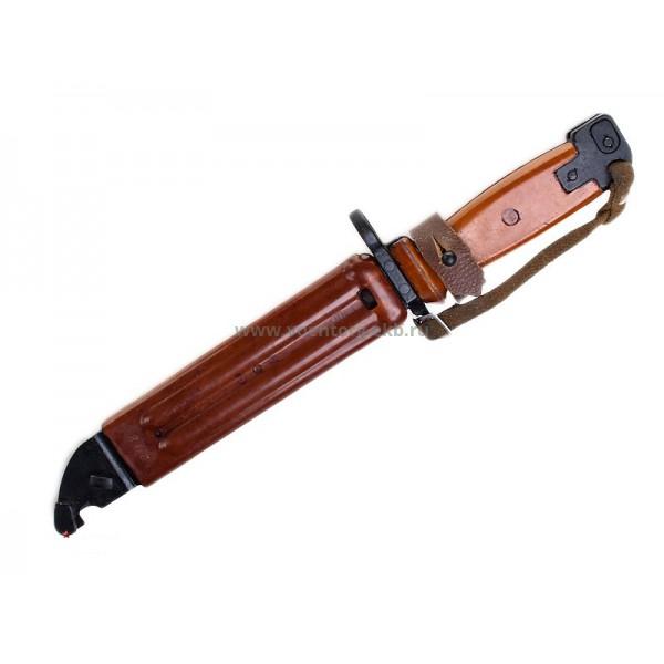 Штык нож АК-74 ШНС-1 без пропила