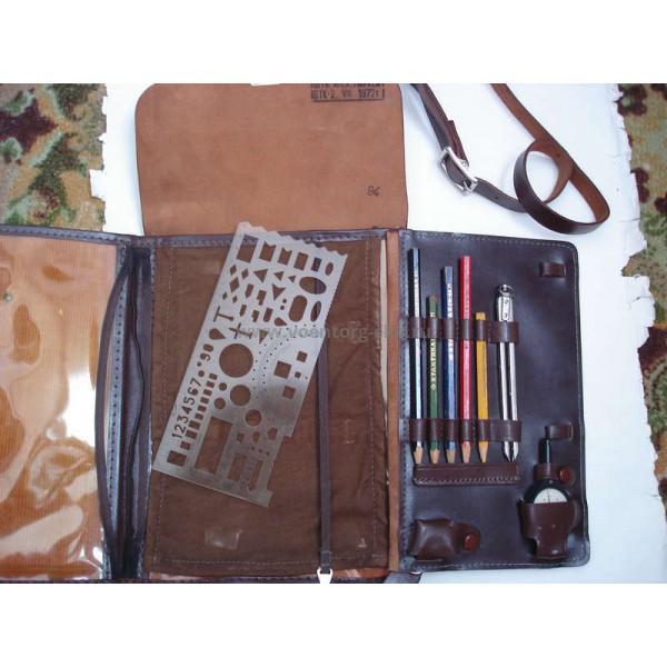 Планшет офицерский полевая сумка офицерская сумка кожа