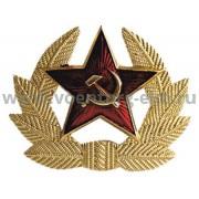 """Кокарда Советской армии """"Краб"""""""