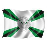 Флаги Железнодорожных войск