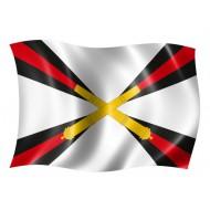 Флаги Ракетных войск и артелерии