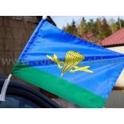 Флаг на машину ВДВ РФ