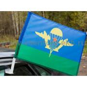 Флаг на машину ВДВ СССР