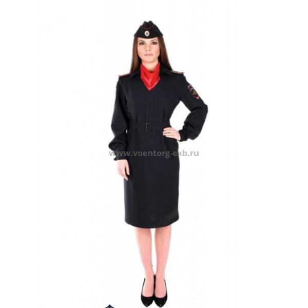 Платье для полиции нового образца купить