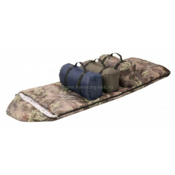 Спальный мешок КОМФОРТ лес