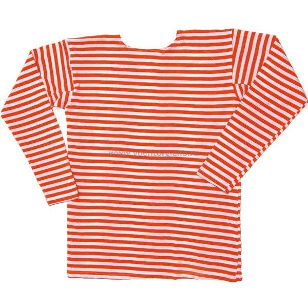 Тельняшка оранжевая МЧС летняя