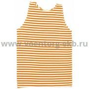 Майка МЧС оранжевая